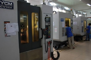 CNC machining center two