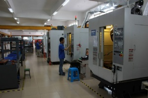 CNC machining center one