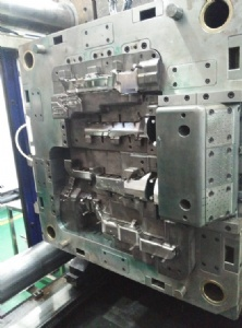 Mold for HAVC systerm parts(Valeo)